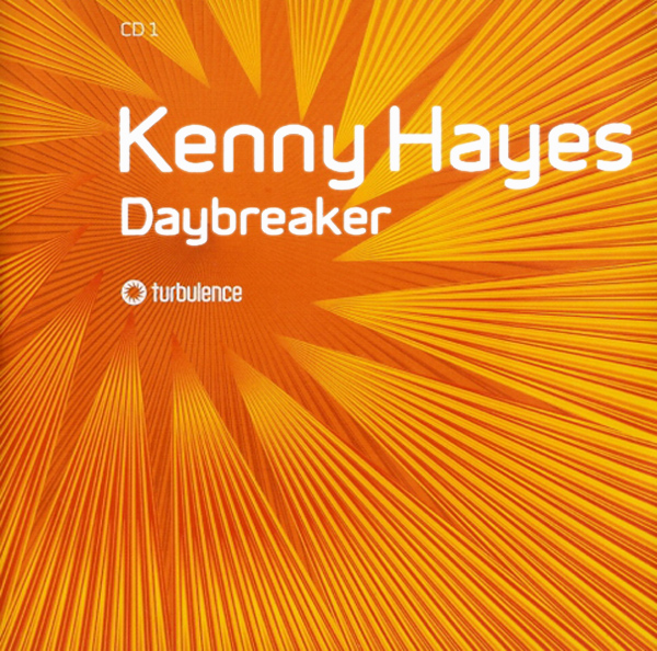 Original Cover Artwork of Kenny Hayes Daybreaker
