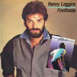 Original Cover Artwork of Kenny Loggins Footloose