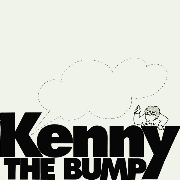 Original Cover Artwork of Kenny The Bump
