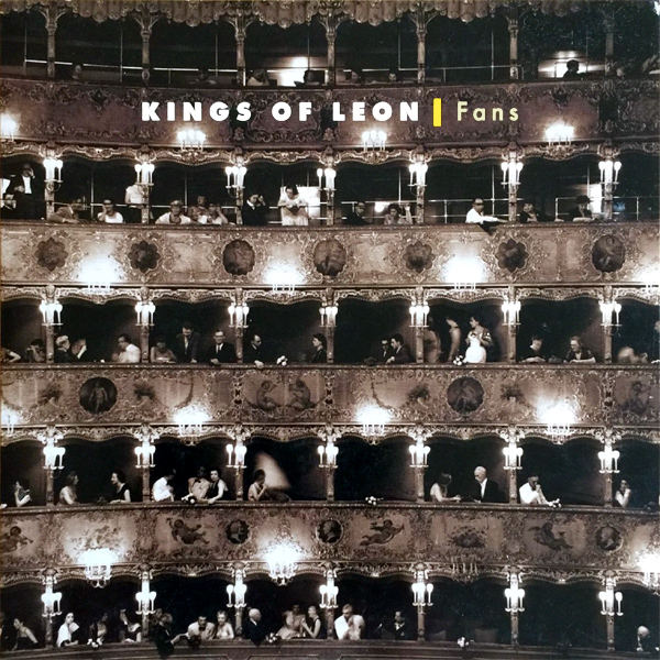 Original Cover Artwork of Kings Of Leon Fans