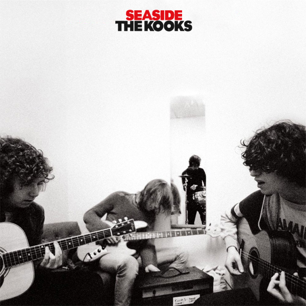 Original Cover Artwork of Kooks Seaside