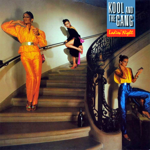 kool and the gang ladies night 1