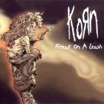 Original Cover Artwork of Korn Freak On A Leash