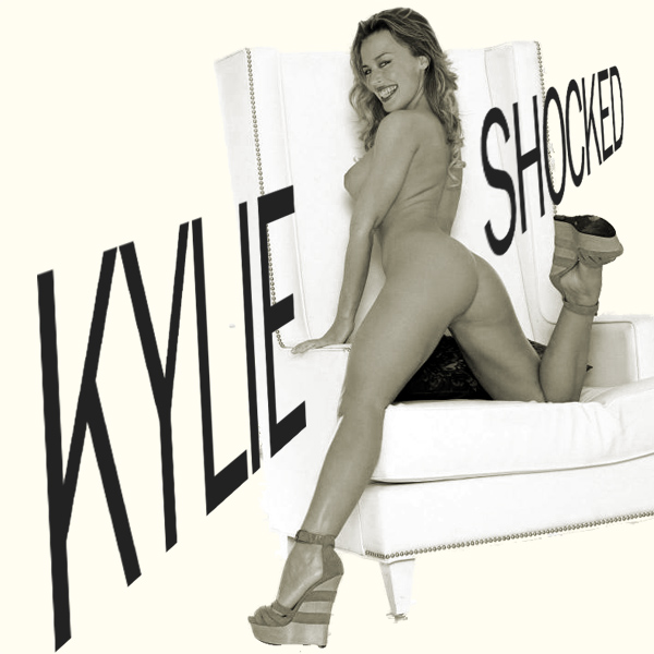 Cover Artwork Remix of Kylie Minogue Shocked Fake