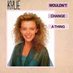 Original Cover Artwork of Kylie Minogue Wouldnt Change A Thing