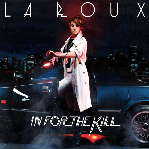 Original Cover Artwork of La Roux In For The Kill