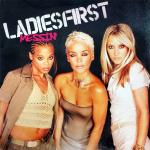 Original Cover Artwork of Ladies First Messin
