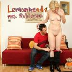Cover Artwork Remix of Lemonheads Mrs Robinson