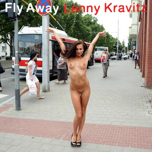 Cover Artwork Remix of Lenny Kravitz Fly Away