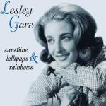 Original Cover Artwork of Lesley Gore Sunshine Lollipops And Rainbows
