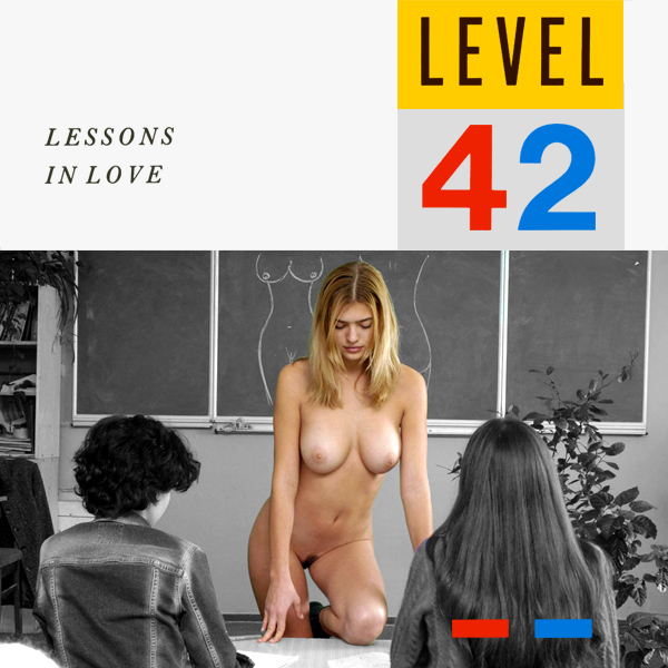 Cover Artwork Remix of Level 42 Lessons In Love