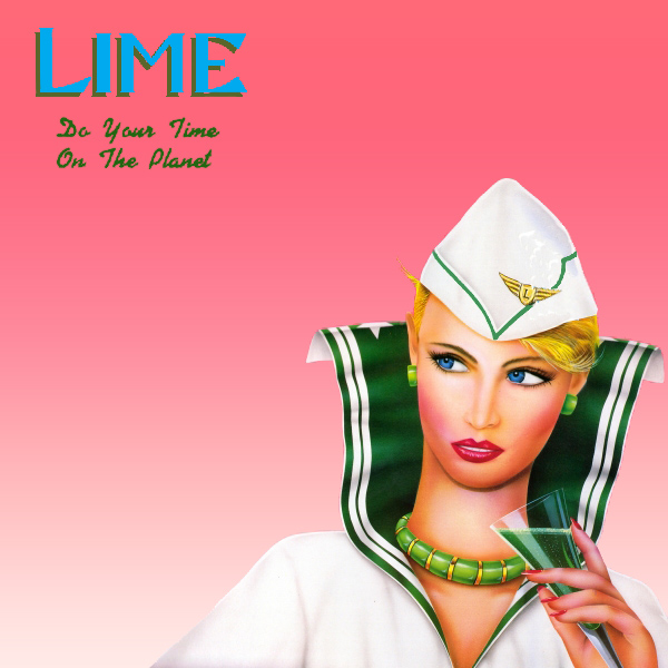 Original Cover Artwork of Lime Do Your Time On The Planet