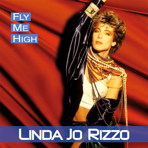 Original Cover Artwork of Linda Jo Rizzo Fly Me High