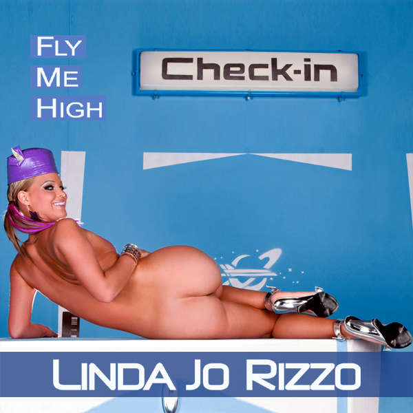 Cover Artwork Remix of Linda Jo Rizzo Fly Me High