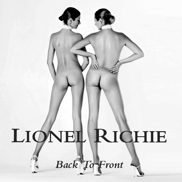 Cover Artwork Remix of Lionel Richie Back To Front