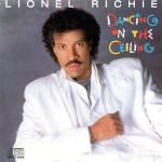 Original Cover Artwork of Lionel Richie Dancing On The Ceiling