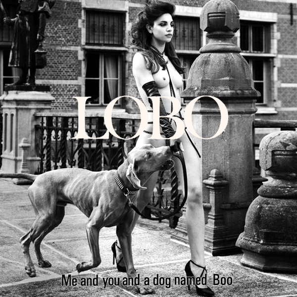 Cover Artwork Remix of Lobo Me And You And A Dog Named Boo