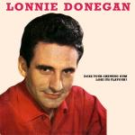 Original Cover Artwork of Lonnie Donegan Does Your Chewing Gum Lose Its Flavour