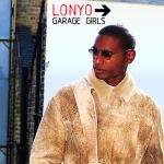 Original Cover Artwork of Lonyo Garage Girls