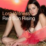 Cover Artwork Remix of Lost Witness Red Sun Rising