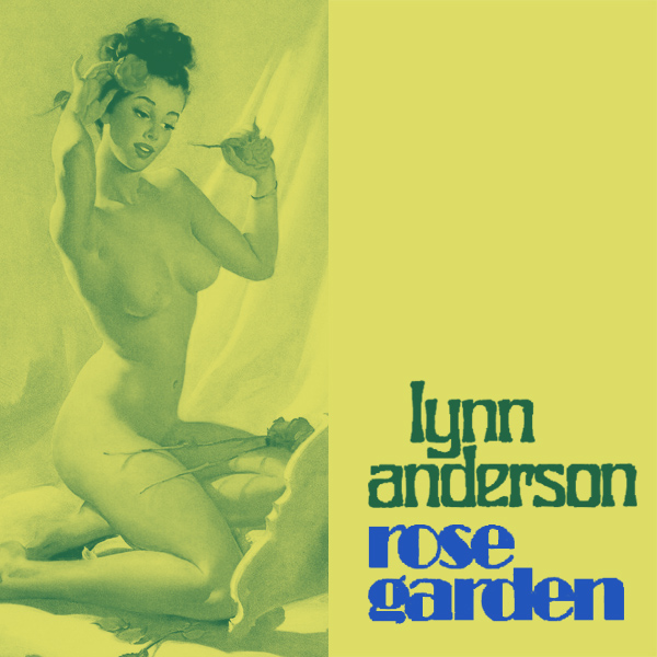 Cover Artwork Remix of Lynn Anderson Rose Garden