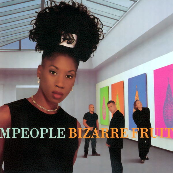 Original Cover Artwork of M People Bizarre Fruit