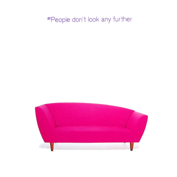 Original Cover Artwork of M People Dont Look Any Further