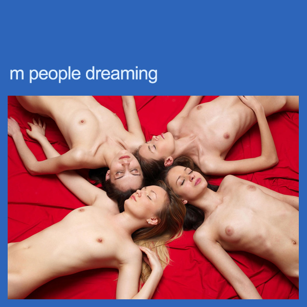Cover Artwork Remix of M People Dreaming