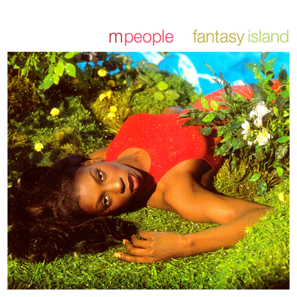 Original Cover Artwork of M People Fantasy Island