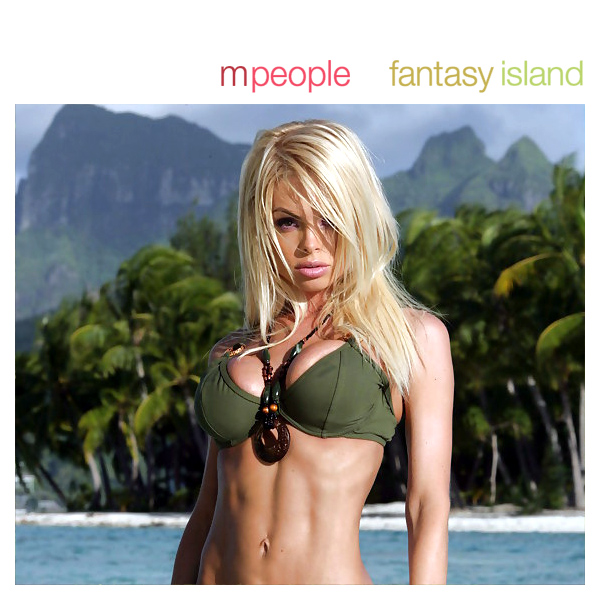 Cover Artwork Remix of M People Fantasy Island