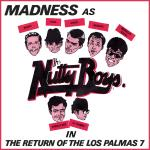 Original Cover Artwork of Madness Return Of The Los Palmas 7