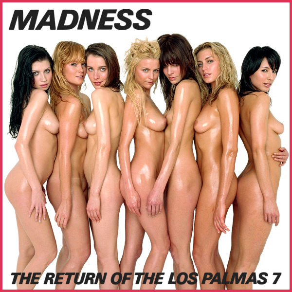 Cover Artwork Remix of Madness Return Of The Los Palmas 7