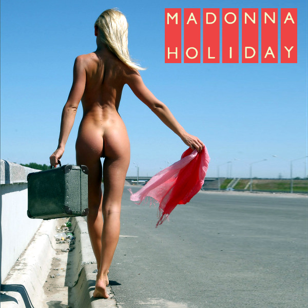 Cover Artwork Remix of Madonna Holiday
