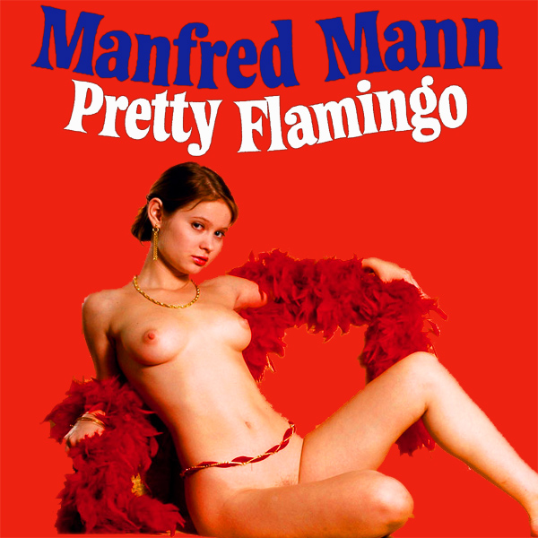 Cover Artwork Remix of Manfred Mann Pretty Flamingo