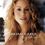 Original Cover Artwork of Mariah Carey Through The Rain