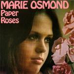 Original Cover Artwork of Marie Osmond Paper Roses