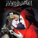 Original Cover Artwork of Marillion Assassing