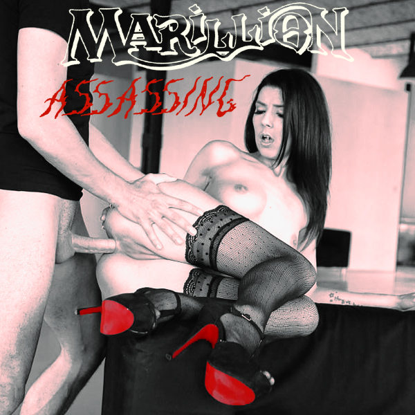 Cover Artwork Remix of Marillion Assassing