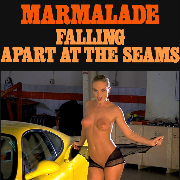Cover Artwork Remix of Marmalade Falling Apart At The Seams