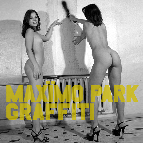 Cover Artwork Remix of Maximo Park Graffiti