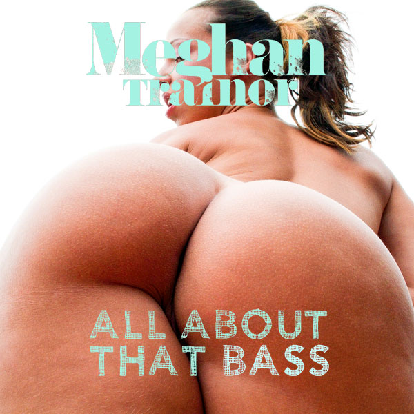 Cover Artwork Remix of Meghan Trainor All About That Bass