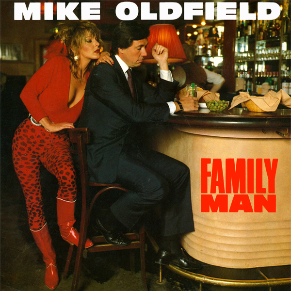 mike oldfield family man 1