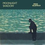 Original Cover Artwork of Mike Oldfield Moonlight Shadow
