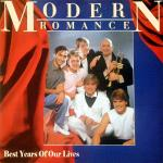 Original Cover Artwork of Modern Romance Best Years Of Our Lives