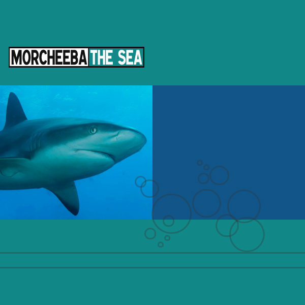 Original Cover Artwork of Morcheeba The Sea