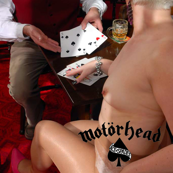 Cover Artwork Remix of Motorhead Ace Of Spades
