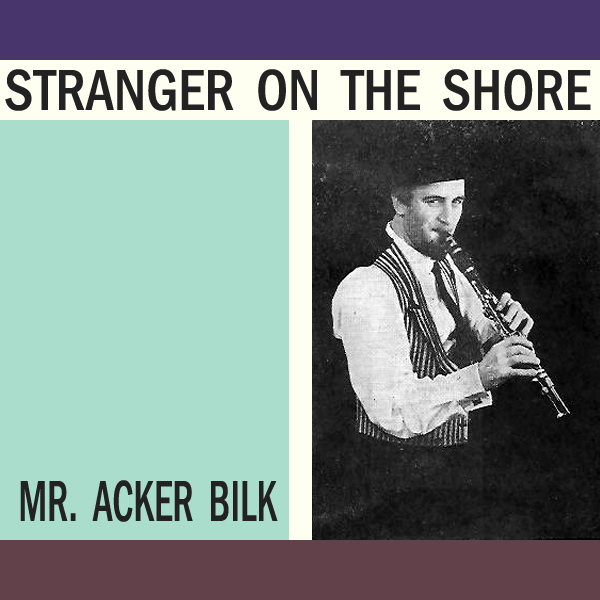 Cover artwork for Stranger On The Shore - Mr Acker Bilk