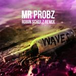 Original Cover Artwork of Mr Probz Waves