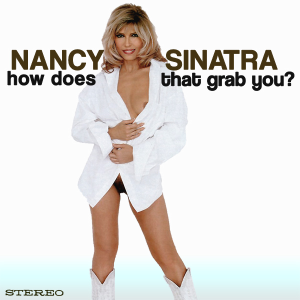 nancy sinatra how does that grab you remix