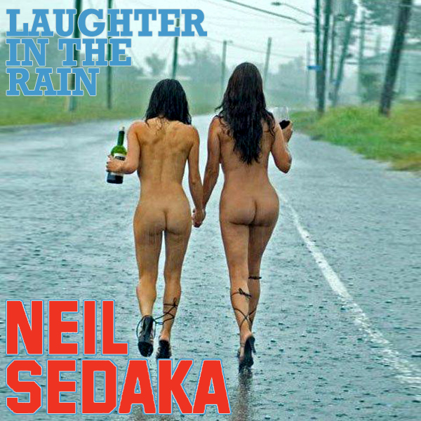 Cover Artwork Remix of Neil Sedaka Laughter In The Rain